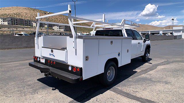 2020 GMC Sierra 3500 Crew Cab 4x4, Harbor Back 40 Rancher Platform Body #FGG20035 - photo 6