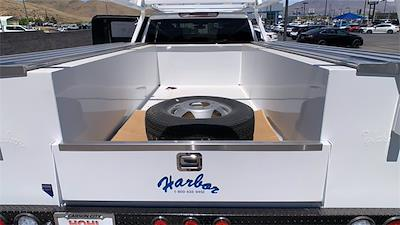2020 GMC Sierra 3500 Crew Cab 4x4, Harbor Back 40 Rancher Platform Body #FGG20035 - photo 11