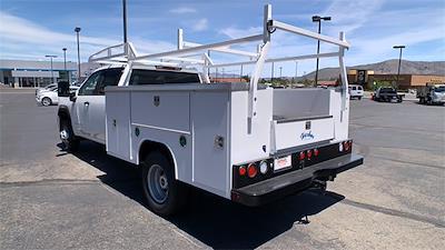 2020 GMC Sierra 3500 Crew Cab 4x4, Harbor Back 40 Rancher Platform Body #FGG20035 - photo 2