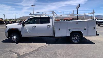 2020 GMC Sierra 3500 Crew Cab 4x4, Harbor Back 40 Rancher Platform Body #FGG20035 - photo 8