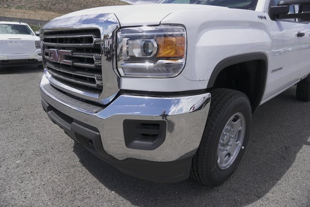 2018 Sierra 2500 Extended Cab 4x4,  Pickup #GG18264 - photo 7