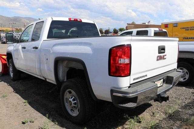 2018 Sierra 2500 Extended Cab 4x4,  BOSS Pickup #GG18271 - photo 1