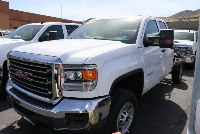 2019 Sierra 2500 Crew Cab 4x4,  Cab Chassis #GG19069 - photo 1