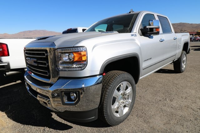 2019 Sierra 2500 Crew Cab 4x4,  Pickup #GG19095 - photo 1
