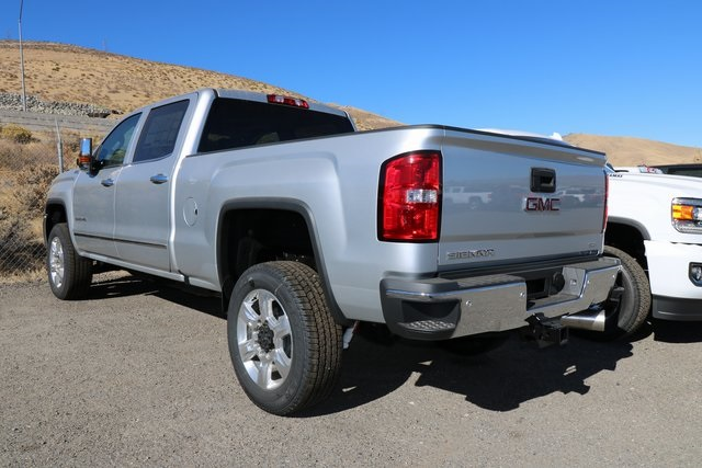 2019 Sierra 2500 Crew Cab 4x4,  Pickup #GG19095 - photo 2