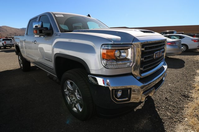 2019 Sierra 2500 Crew Cab 4x4,  Pickup #GG19095 - photo 4