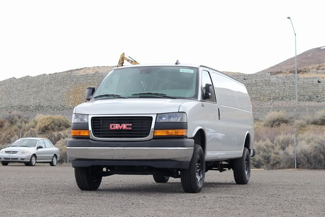 2019 Savana 3500 4x2,  Quigley Motor Company Empty Cargo Van #GG19099 - photo 1