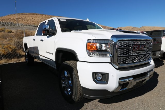 2019 Sierra 3500 Crew Cab 4x4,  Pickup #GG19109 - photo 4