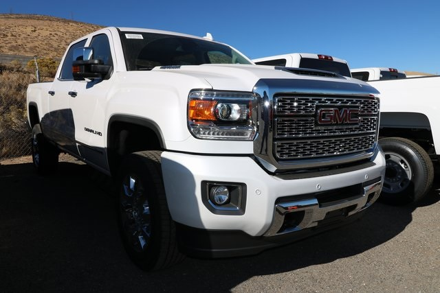 2019 Sierra 2500 Crew Cab 4x4,  Pickup #GG19111 - photo 4
