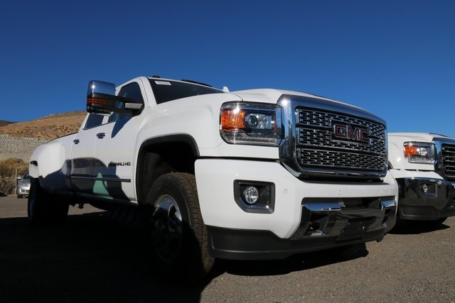 2019 Sierra 3500 Crew Cab 4x4,  Pickup #GG19121 - photo 4