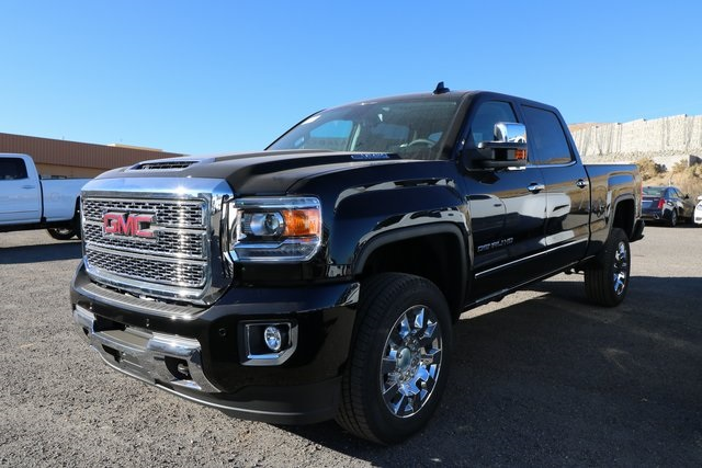 2019 Sierra 2500 Crew Cab 4x4,  Pickup #GG19131 - photo 1