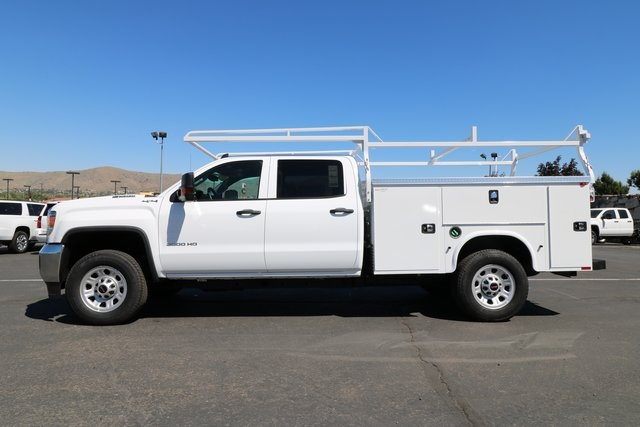 2019 Sierra 3500 Crew Cab 4x4,  Cab Chassis #GG19216 - photo 1