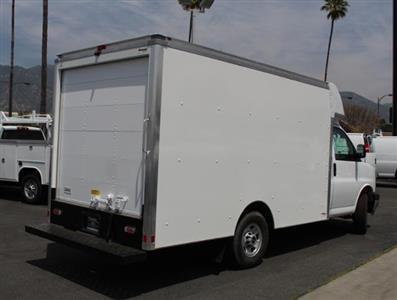 2019 Savana 3500 4x2, Supreme Spartan Cargo Cutaway Van #T48431 - photo 2