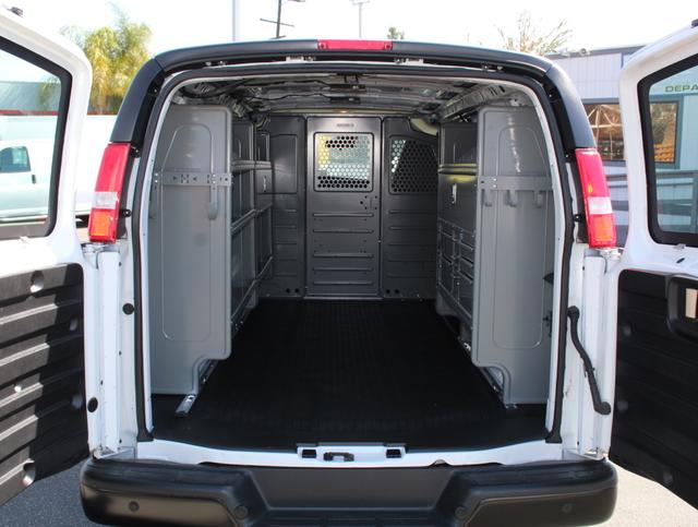 2019 GMC Savana 2500 4x2, Adrian Steel Upfitted Cargo Van #T48758 - photo 1
