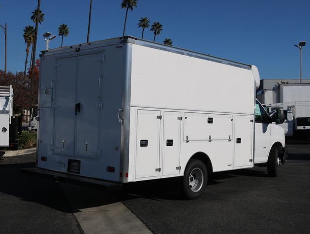 2019 Savana 3500 4x2, Supreme Service Utility Van #T48933 - photo 1