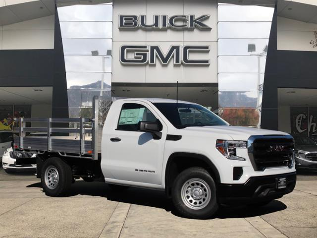 2020 GMC Sierra 1500 Regular Cab 4x2, AlumBody Stake Bed #T49527 - photo 1