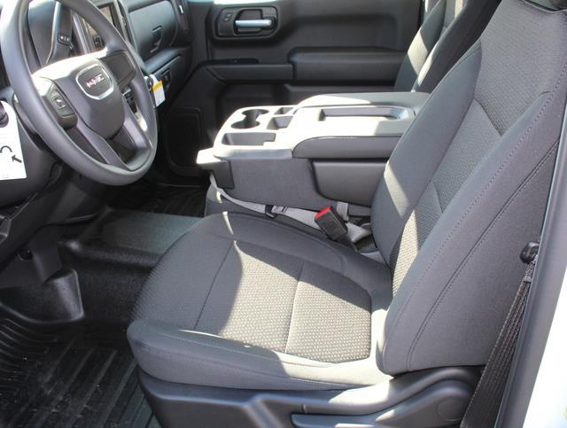 2020 GMC Sierra 1500 Regular Cab 4x2, AlumBody Stake Bed #T49527 - photo 8