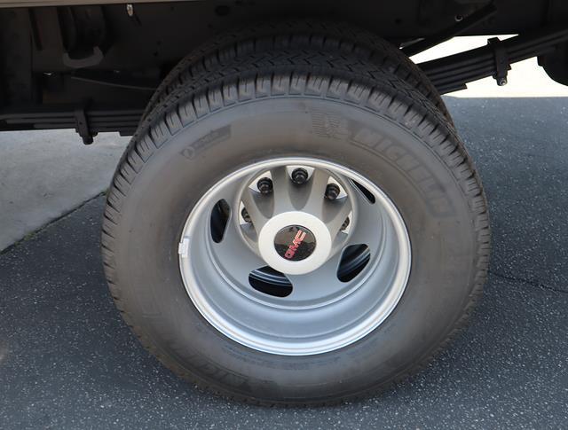 2020 GMC Sierra 3500 Regular Cab 4x2, Lion Truck Body Stake Bed #T49777 - photo 10