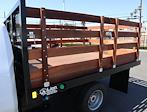 2020 GMC Sierra 3500 Regular Cab 4x2, Lion Truck Body Stake Bed #T49777 - photo 9