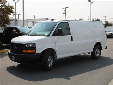 2020 GMC Savana 2500 4x2, Harbor Upfitted Cargo Van #T49800 - photo 3