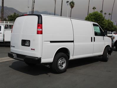 2020 GMC Savana 2500 4x2, Harbor Upfitted Cargo Van #T49800 - photo 5