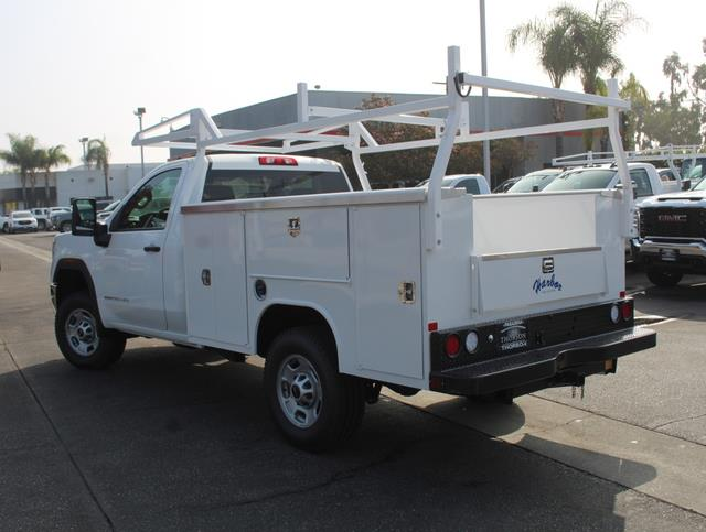 2020 GMC Sierra 2500 Regular Cab 4x4, Harbor TradeMaster Service Body #T49972 - photo 4