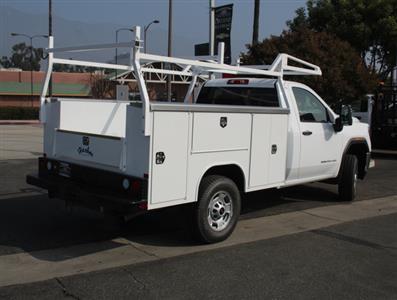 2020 GMC Sierra 2500 Regular Cab 4x4, Harbor TradeMaster Service Body #T49972 - photo 2
