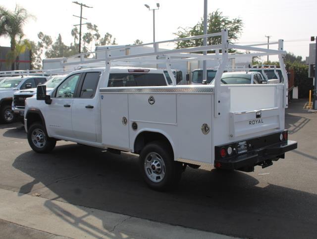 2020 GMC Sierra 2500 Double Cab 4x2, Royal Service Body #T49990 - photo 4