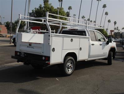 2020 GMC Sierra 2500 Double Cab 4x2, Royal Service Body #T49990 - photo 2