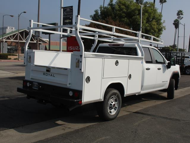 2020 GMC Sierra 2500 Double Cab 4x2, Royal Service Body #T49991 - photo 2