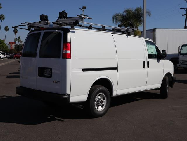 2020 GMC Savana 2500 4x2, Adrian Steel Upfitted Cargo Van #T50034 - photo 2