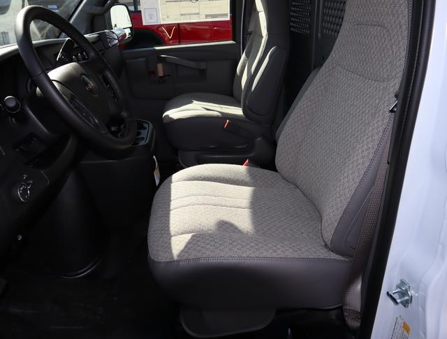 2020 GMC Savana 2500 4x2, Adrian Steel Upfitted Cargo Van #T50034 - photo 9