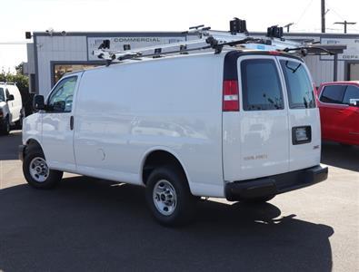 2020 GMC Savana 2500 4x2, Adrian Steel Upfitted Cargo Van #T50034 - photo 4