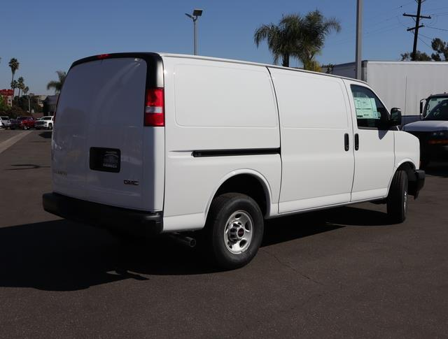 2020 GMC Savana 2500 4x2, Adrian Steel Empty Cargo Van #T50035 - photo 1