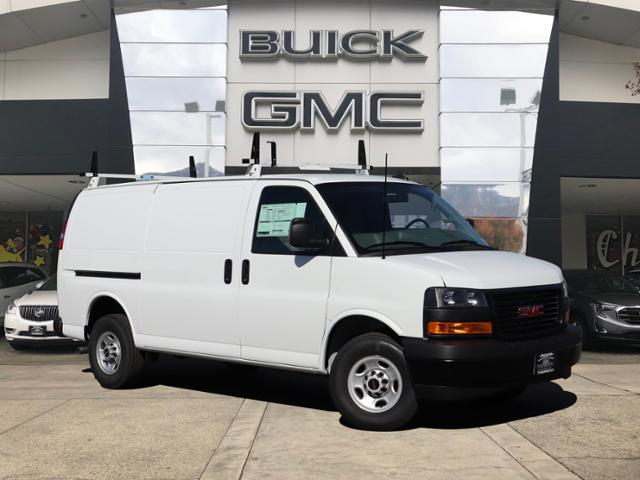 2020 GMC Savana 2500 4x2, Adrian Steel Upfitted Cargo Van #T50058 - photo 1