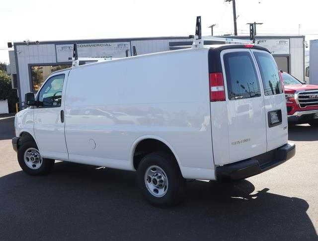 2020 GMC Savana 2500 4x2, Adrian Steel Upfitted Cargo Van #T50058 - photo 4