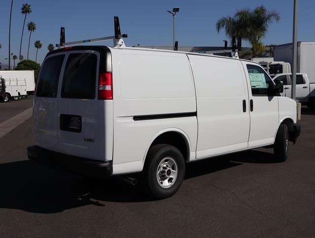 2020 GMC Savana 2500 4x2, Adrian Steel Upfitted Cargo Van #T50058 - photo 2