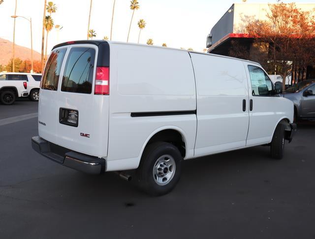 2020 GMC Savana 2500 4x2, Knapheide KVE Upfitted Cargo Van #T50172 - photo 5