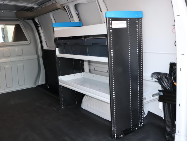 2020 GMC Savana 2500 4x2, Knapheide KVE Upfitted Cargo Van #T50172 - photo 7