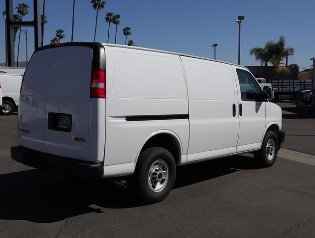 2020 GMC Savana 2500 4x2, Harbor Upfitted Cargo Van #T50249 - photo 5