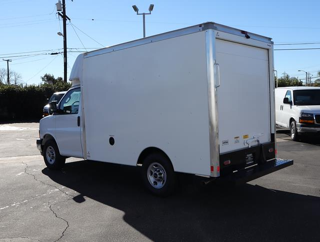 2021 GMC Savana 3500 4x2, Supreme Spartan Cargo Cutaway Van #T50265 - photo 4