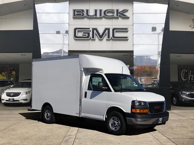 2021 GMC Savana 3500 4x2, Supreme Spartan Cargo Cutaway Van #T50265 - photo 1