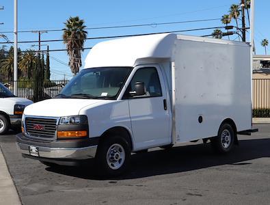 2021 GMC Savana 3500 4x2, Supreme Spartan Cargo Cutaway Van #T50265 - photo 3