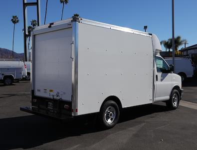 2021 GMC Savana 3500 4x2, Supreme Spartan Cargo Cutaway Van #T50265 - photo 2