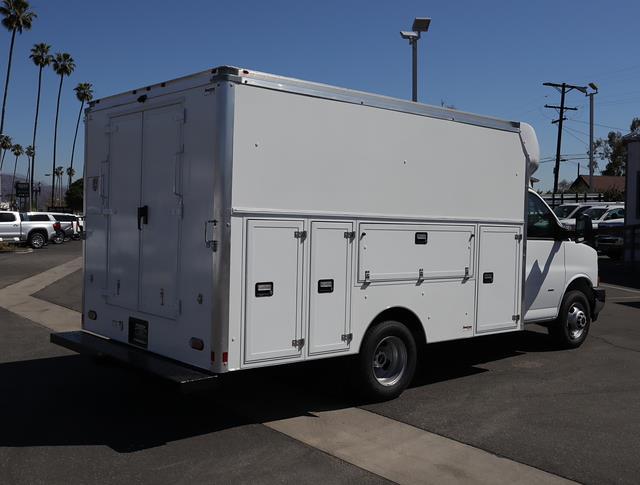 2021 GMC Savana 3500 4x2, Supreme Service Utility Van #T50304 - photo 1
