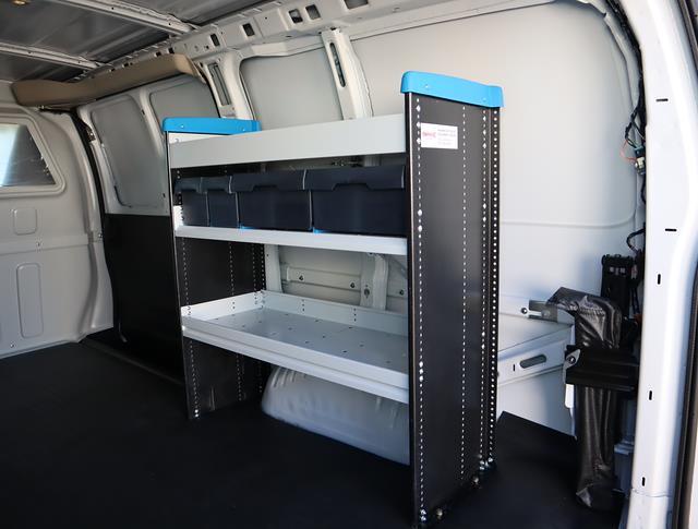 2020 GMC Savana 2500 4x2, Knapheide KVE Upfitted Cargo Van #T50306 - photo 7