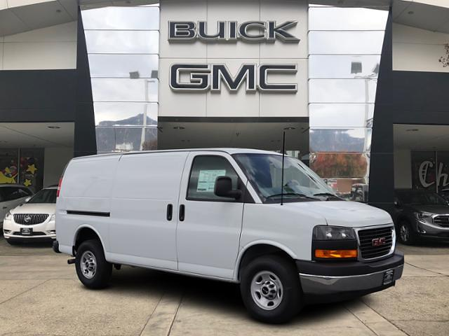 2020 GMC Savana 2500 4x2, Knapheide KVE Upfitted Cargo Van #T50423 - photo 1