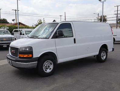2020 GMC Savana 2500 4x2, Knapheide KVE Upfitted Cargo Van #T50423 - photo 3