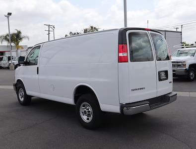 2020 GMC Savana 2500 4x2, Knapheide KVE Upfitted Cargo Van #T50423 - photo 4