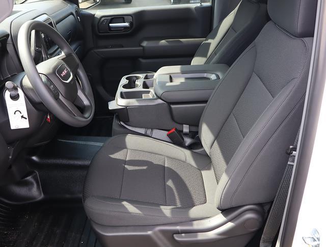 2021 GMC Sierra 1500 Regular Cab 4x2, AlumBody Stake Bed #T50549 - photo 9
